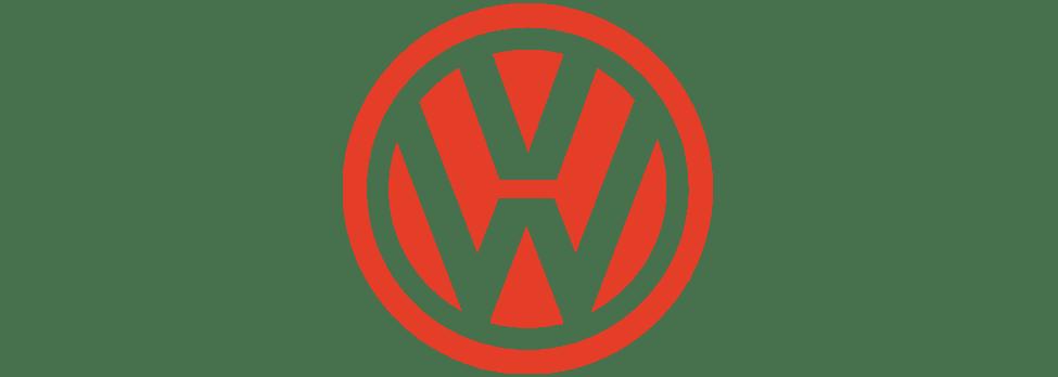 volkswagen logotipas